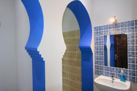Image of en-suite bathroom