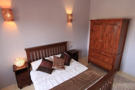 photo of Terrace Apartment bedroom