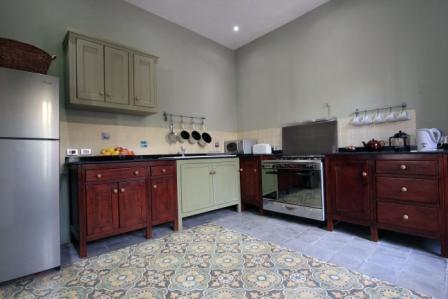 Image of kitchen in Villa