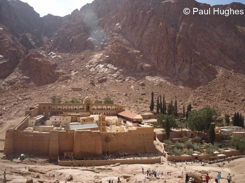 image of st katherines monastery