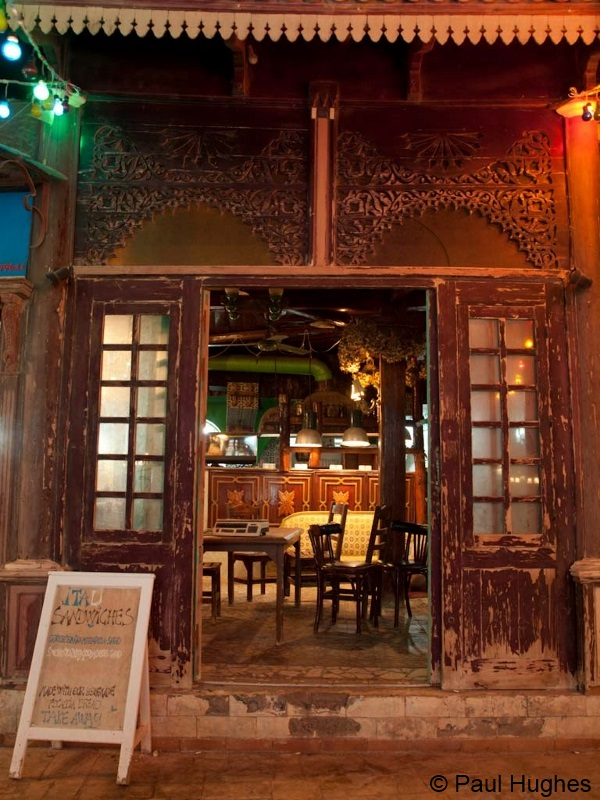 Photo of three fishes restaurant in Dahab