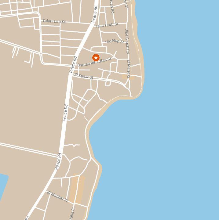 Residence Arabesque Location Google Maps